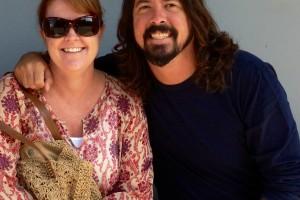 Jill Walker & Dave Grohl